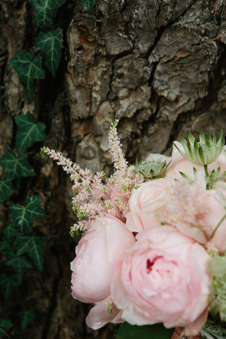 Un matrimonio romantico in bianco e rosa | Wedding Wonderland