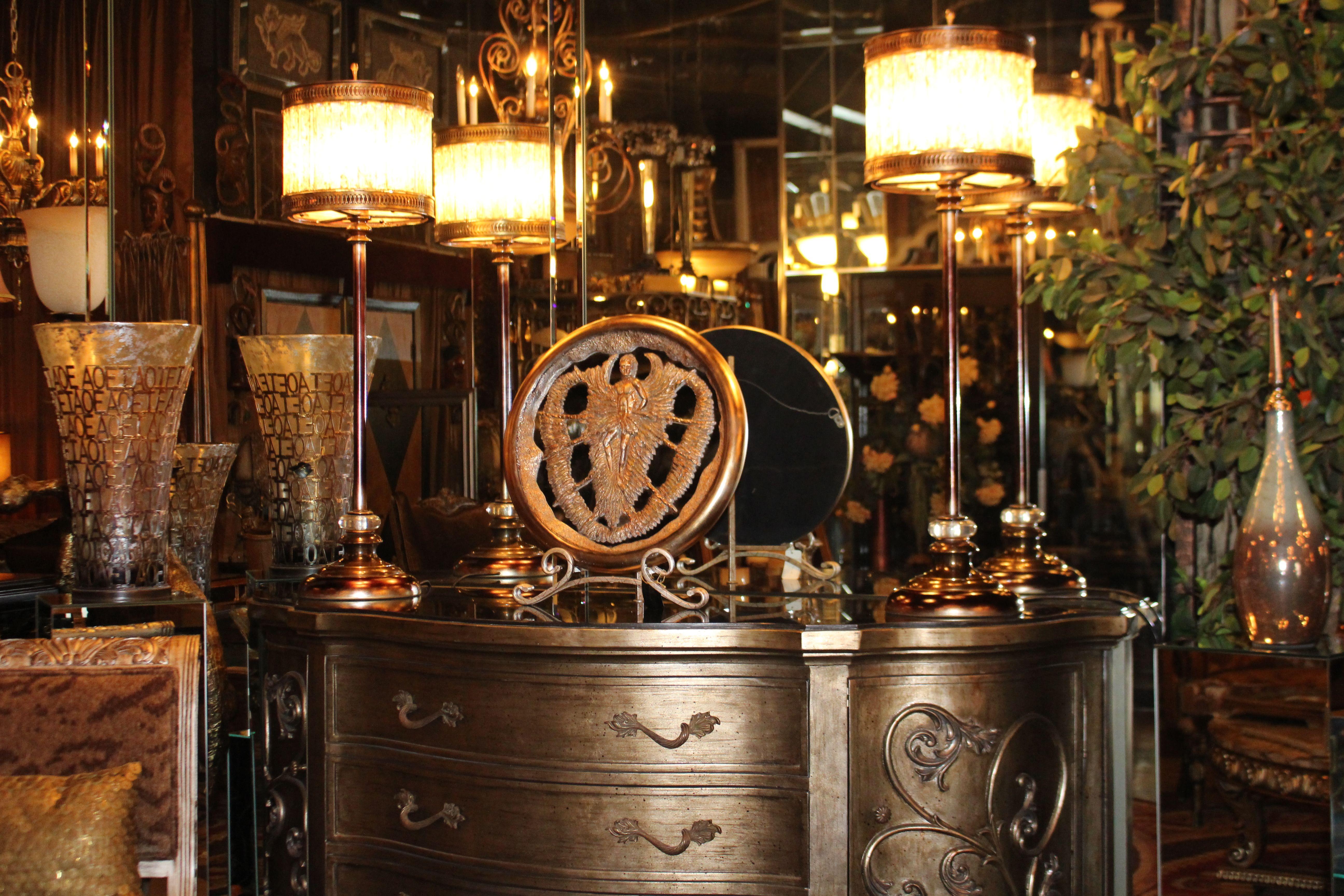 Unique furniture and decorative accessories.. www.centuryglassandinteriors.com
