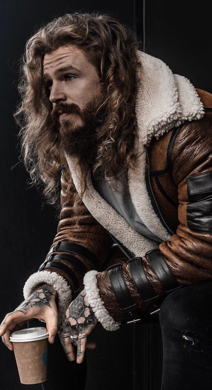 Best Beard Styles For 2019 #hairandbeardstyles