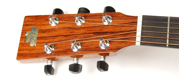 Froggy Bottom Acoustic Guitar Koa Std
