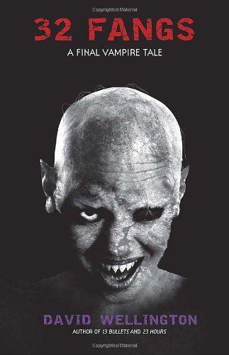 32 Fangs: A Final Vampire Tale (Vampire Tales) by David Wellington,http://www.amazon.com/dp/0307886182/ref=cm_sw_r_pi_dp_auHotb02VS6JY14R