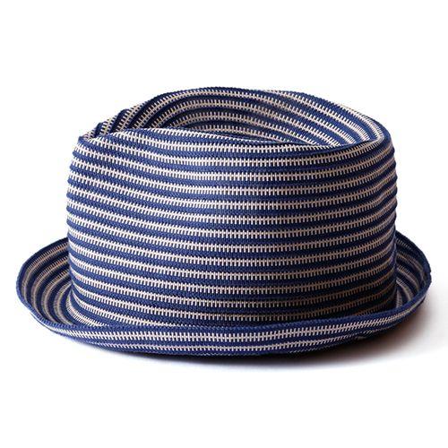 【藤井リボン】VARIOUS CHANGESメンズ中折れ帽子