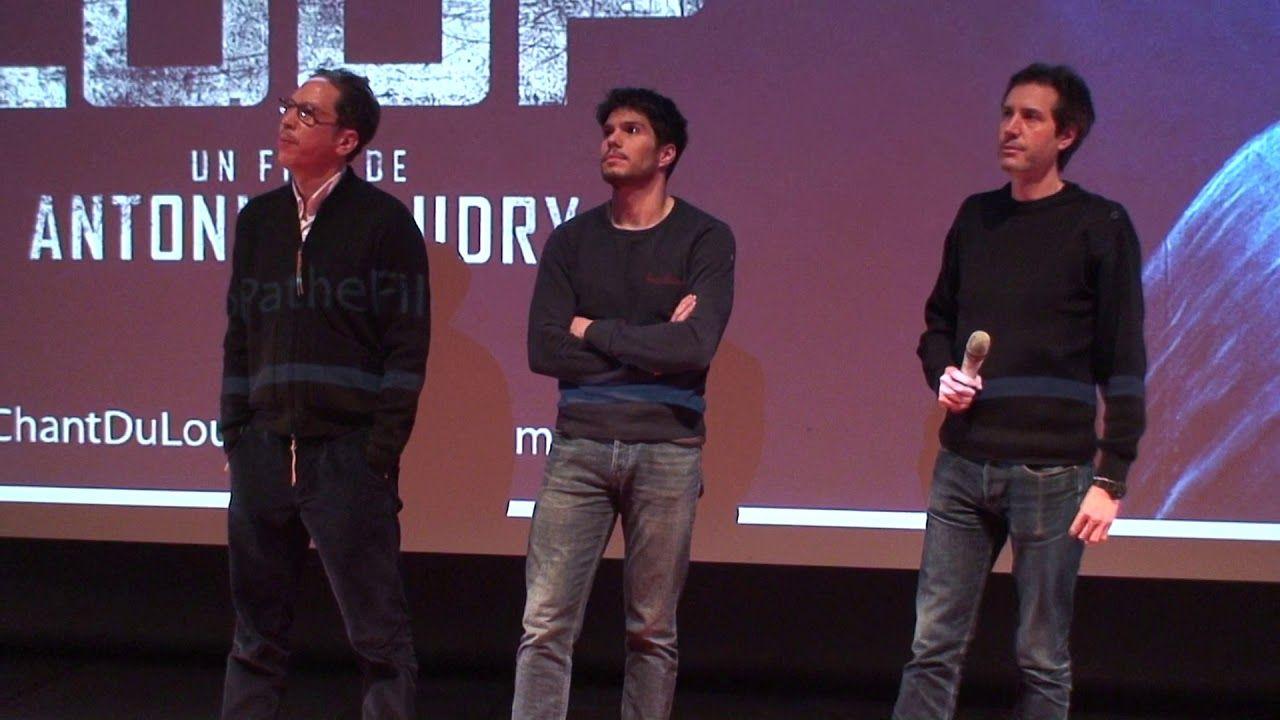 Le Chant Du Loup Rencontre Autour Du Film Antonin Baudry Reda Kateb Francois Civil Film Chant
