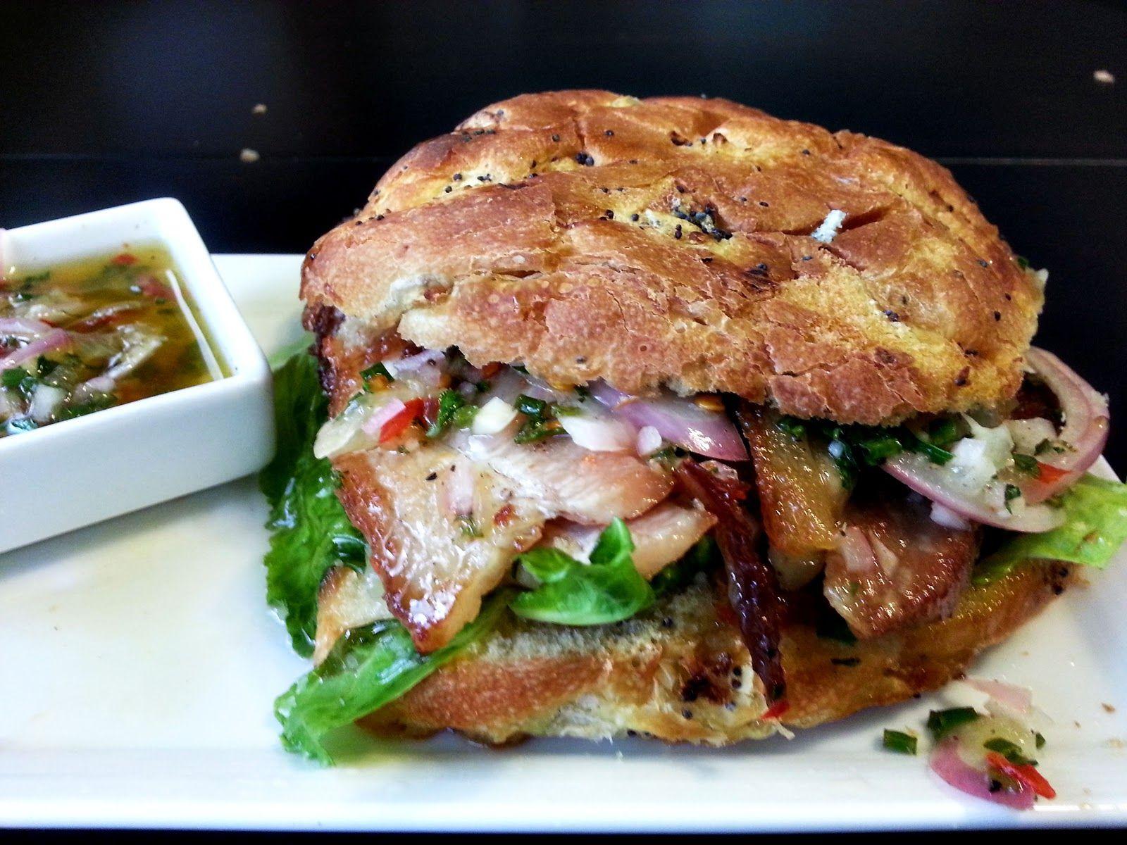 Crispy Pork Sandwiches recommendations