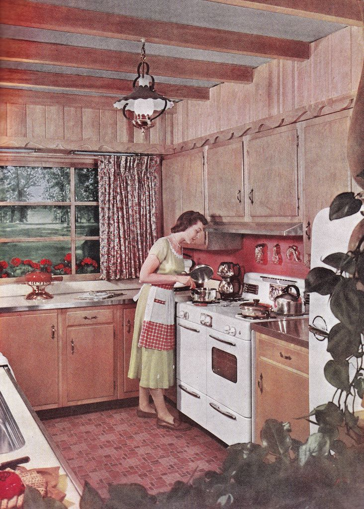 Better Homes Gardens Magazine 1951