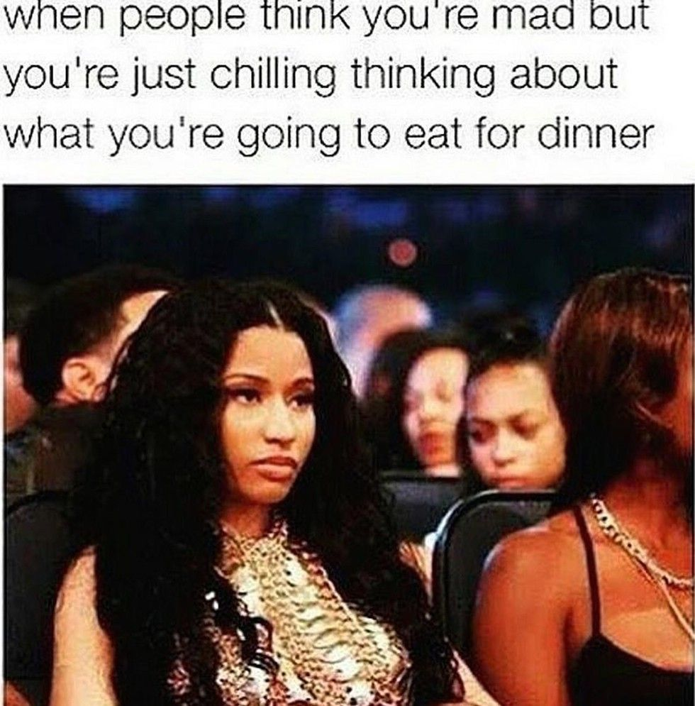 Faces That Perfectly Sum Up Your Relationship With Food - 29 photos that perfectly sum up how your life is going