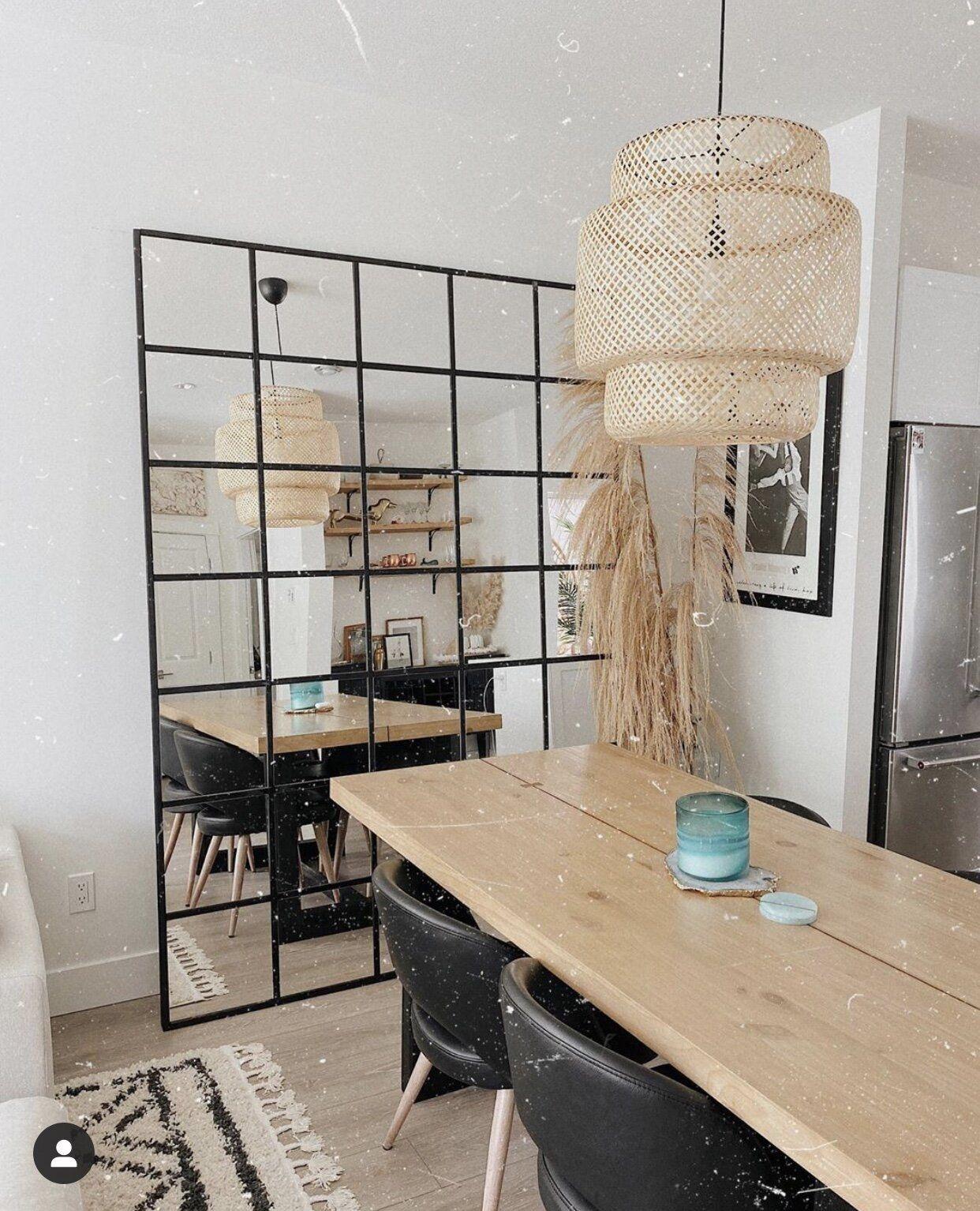 Industrial IKEA Hack Mirror DIY (Inspired by TikTok!)
