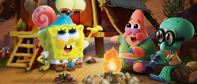 Teacher Cancels Class to Treat Students to Special Screening of 'The SpongeBob Movie: Sponge on the Run'