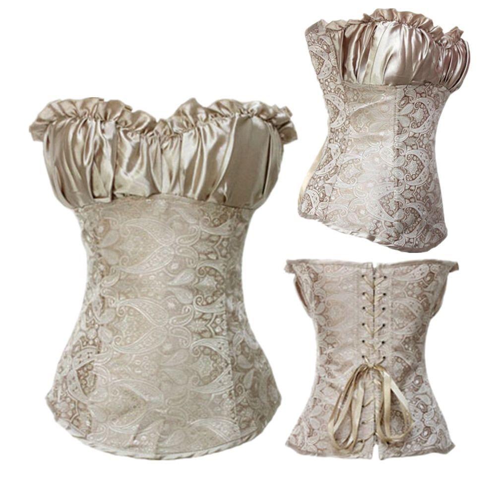 Plus Size S6XL Bridesmaids Wedding Ivory Renaissance
