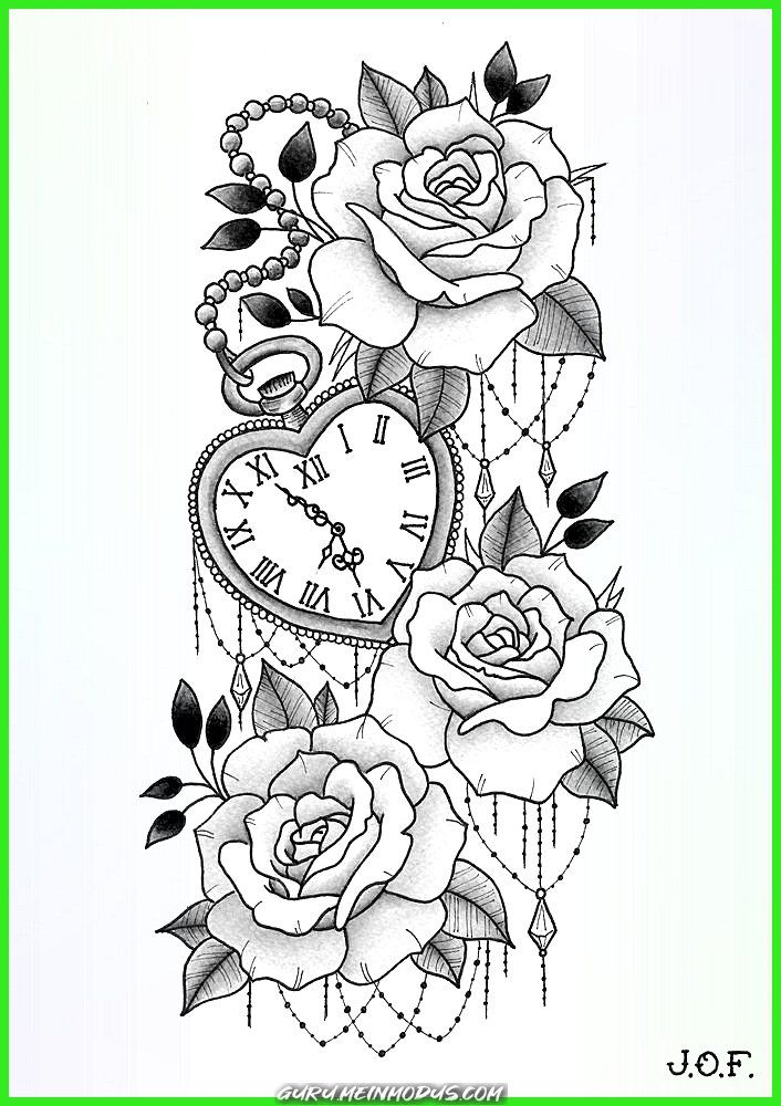 Photo of Elegant family tattoo other small watches as part of those birth #tattoos