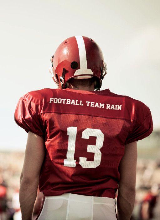 Football Team Rain Team Owner/ Rain Fields