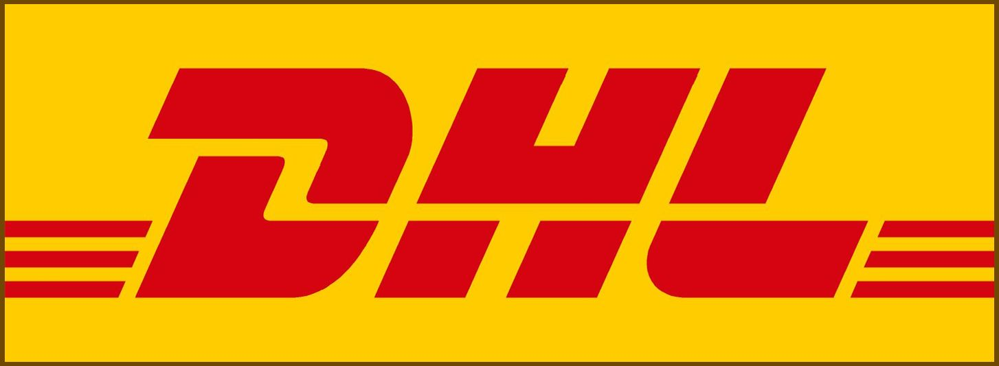 Image result for DHL shipping logo