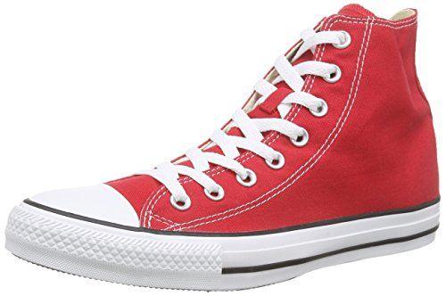 Converse Chuck Taylor All Star, Unisex-Erwachsene Hohe Sneakers, Rot (Varsity Red), 37 EU - http://autowerkzeugekaufen.de/converse/37-converse-ctas-season-hi-1j791-herren-sneaker-7