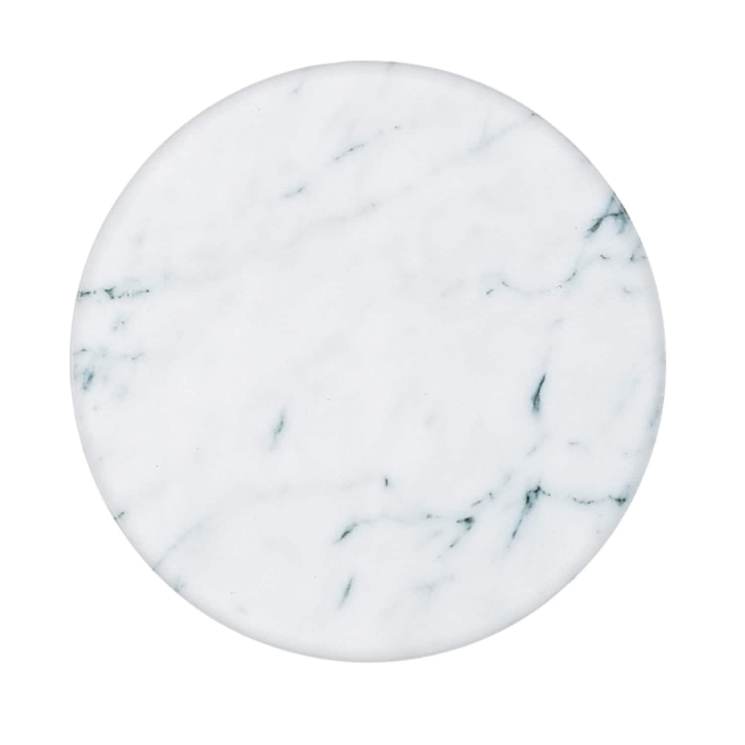 Fox Run White Marble 12 In Lazy Susan Marble Lazy Susan Lazy Susan White Marble