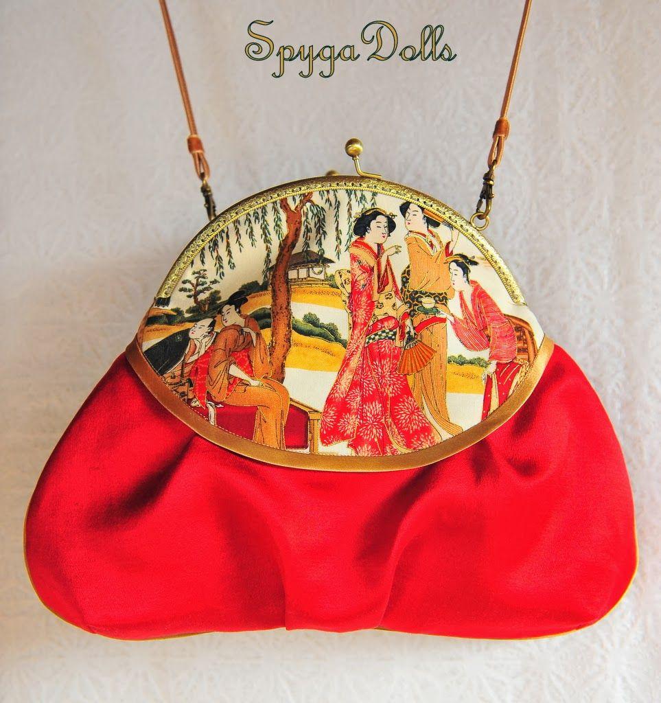 El mundo de spygadolls colecci n geisha by spygadolls for Coleccion cuchillos el mundo