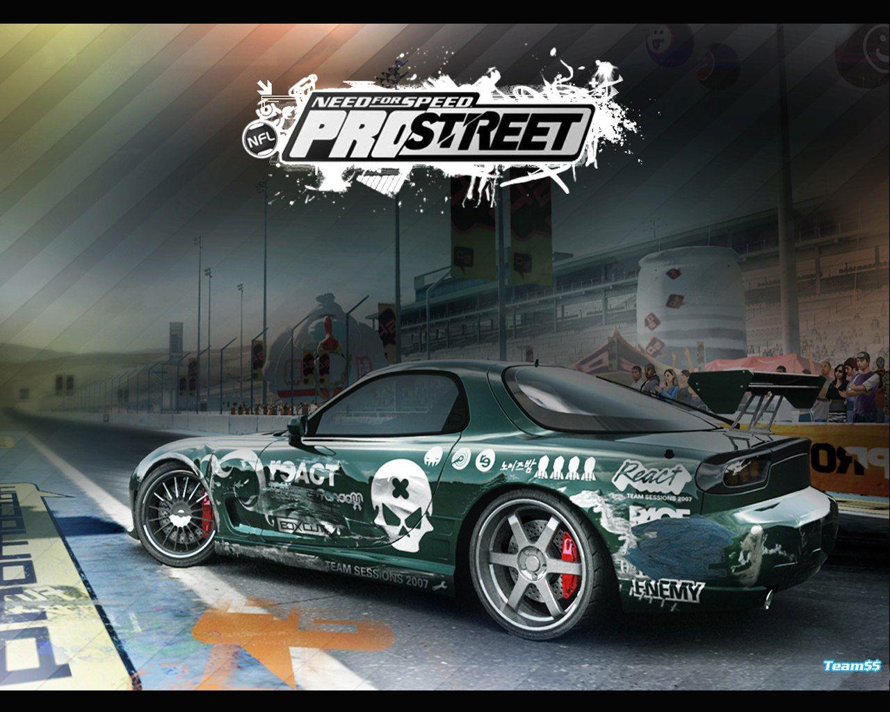 Need For Speed Pro Street Custom Cars Pinterest Custom Cars