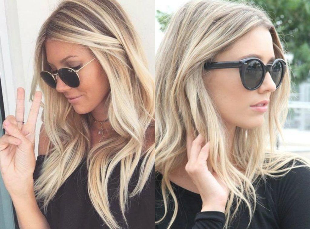 Frisuren Fuer Lange Blonde Haare