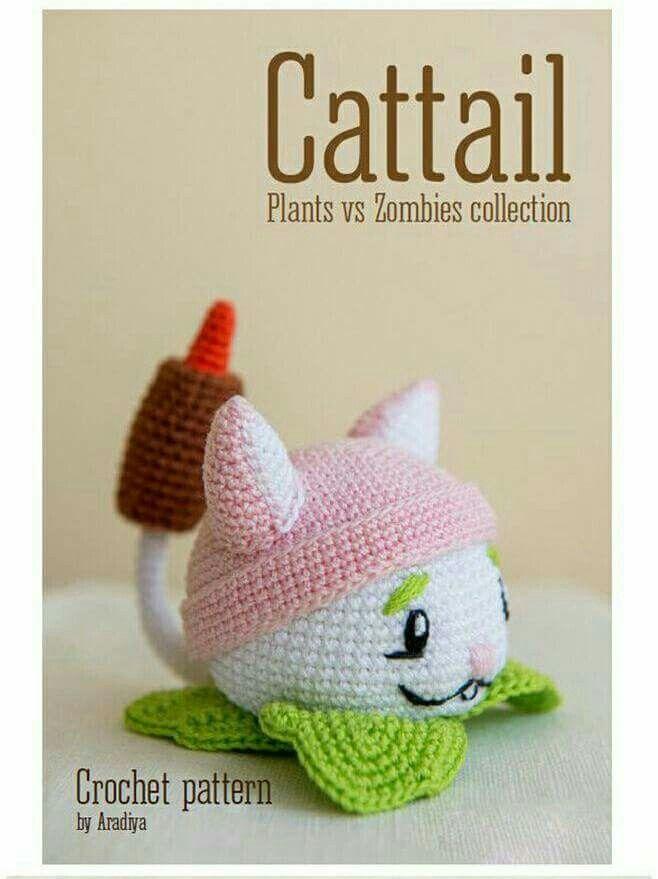 cattail | amigurumis | Pinterest