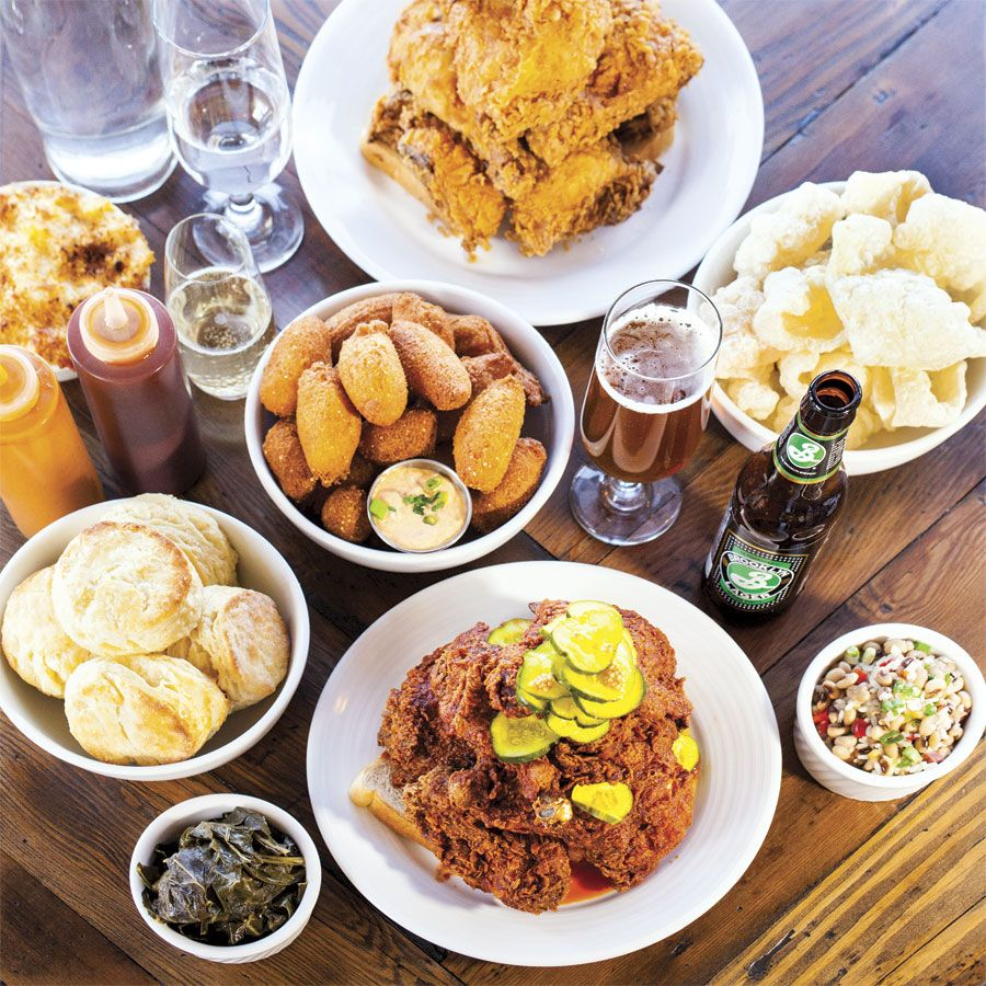 Review Revival Brings Southern Comfort Food To Minneapolis With