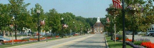 Greendale WI   Wisconsin Street view Greendale