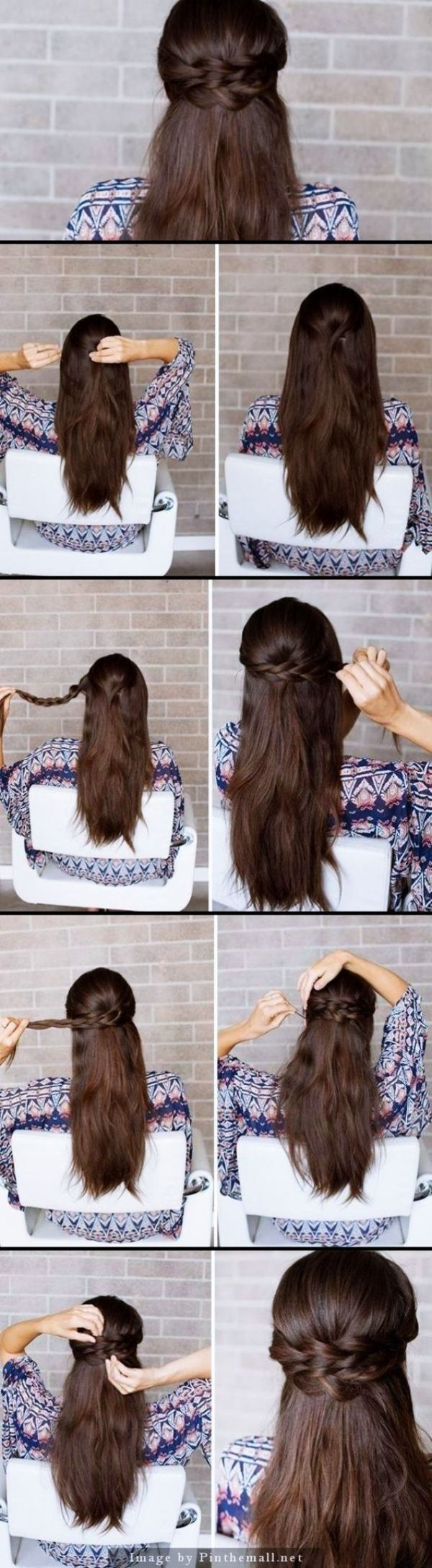 Quick Self Do Hairstyles For Working Moms Braids For Long Hair Long Hair Styles Down Hairstyles For Long Hair