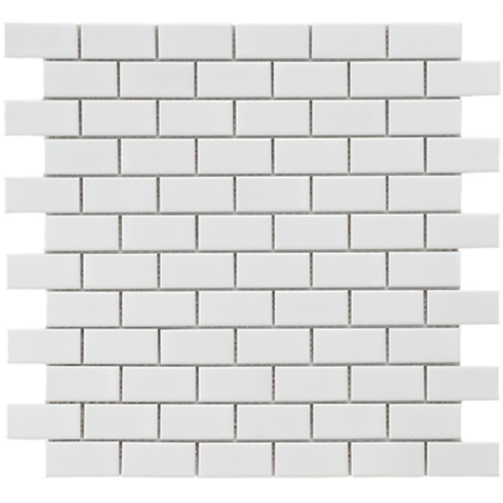 merola tile metro subway glossy white