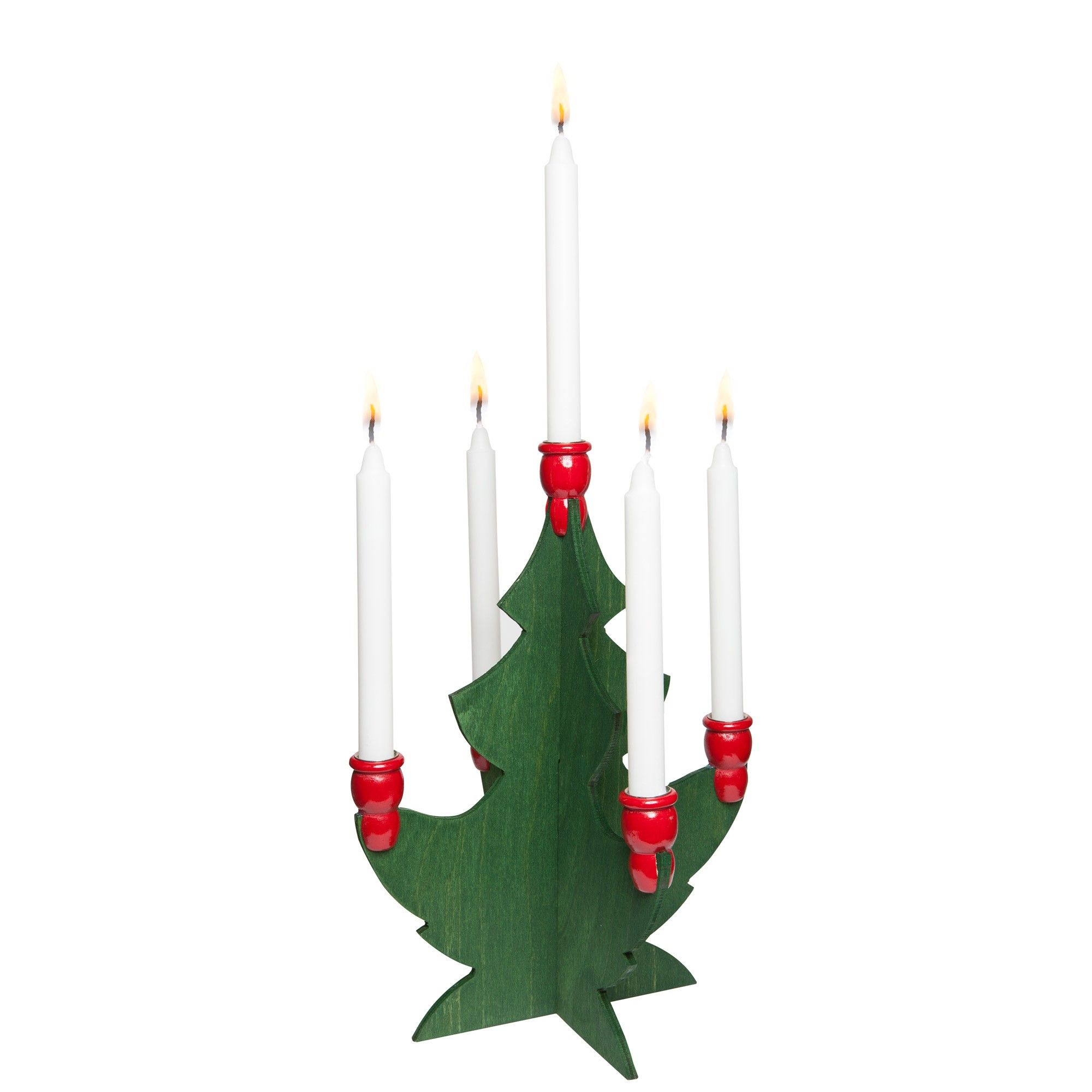 Christmas Tree Store Furniture: Christmas Tree Candleholder
