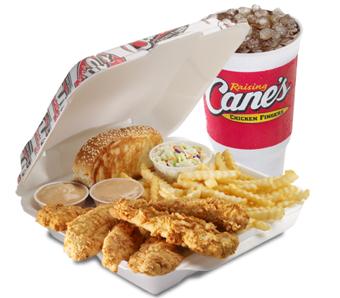 A Must When Were Near A Raising Canes Store My Boys And Their