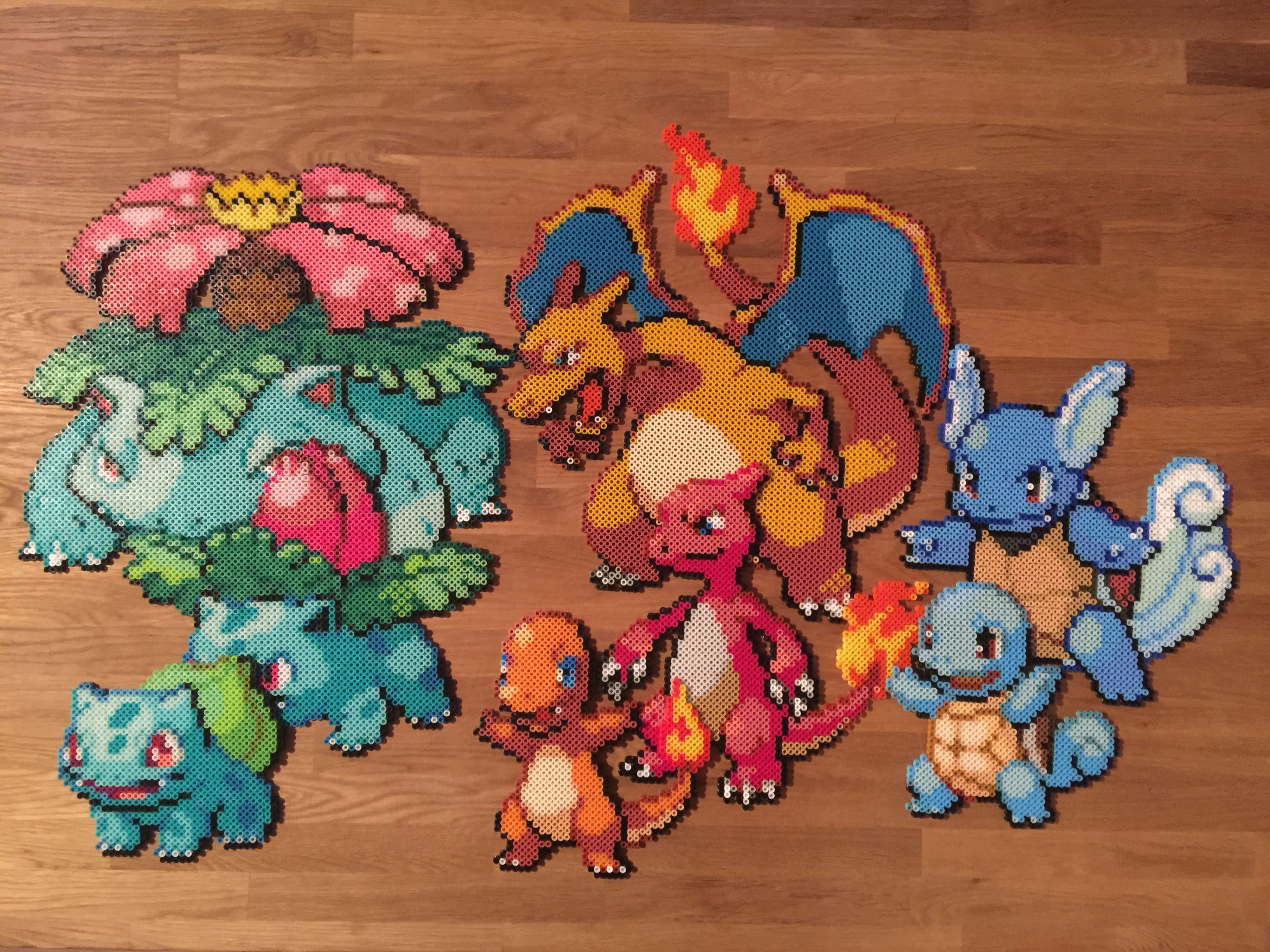 Red Blastoise Almost done!! B...