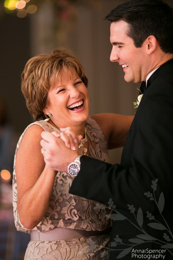 Anna And Spencer Photography Buckhead Wedding Photographers Mother Son Dance At The Ritz Carlton