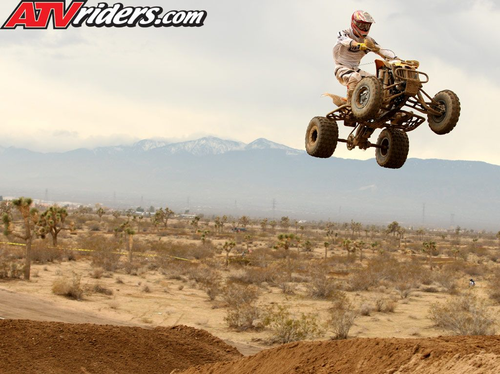 4 350 Racing Polaris Wheelers