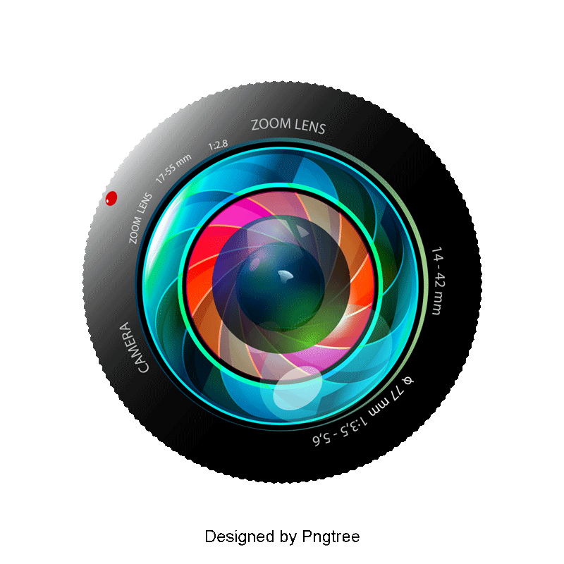 Slr Camera Lens Png And Psd Photography Logo Maker Camera Logo Camera Lens