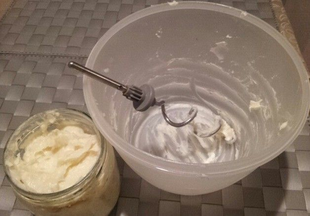 My Whipped Shea Butter Mix