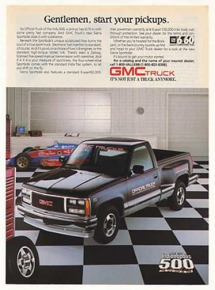 Vintage Car Advertisements Of The 1980s Page 26 In 2020 Lifted Chevy Trucks Trucks Gmc