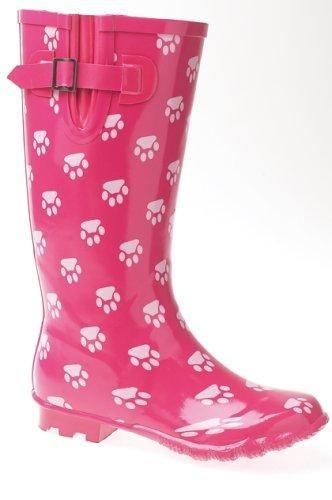 Stormwells - Botas para niña Rosa rosa So6R7elV9