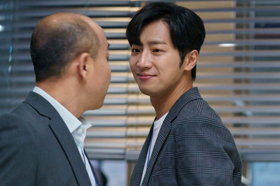Lee Sang Yeob Is A Smooth-Talking Office Worker With Hidden Insecurities In New Comedy Drama