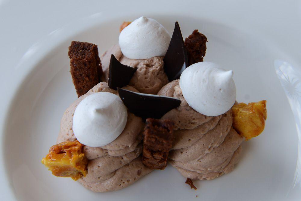 Dessert heaven at the Viceroy Hotel Ubud, Bali, Indonesia