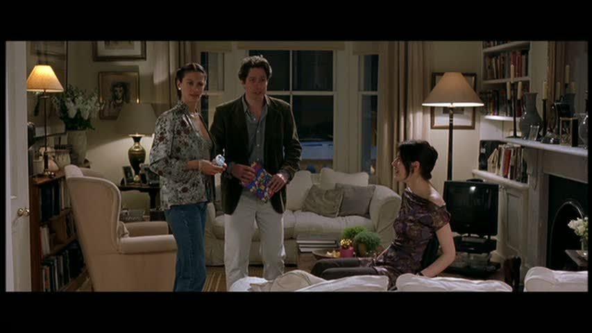The Filming Locations From The Movie Notting Hill Interior House Colors Grant House Movie Room