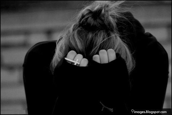 Sad Girl Alone Crying