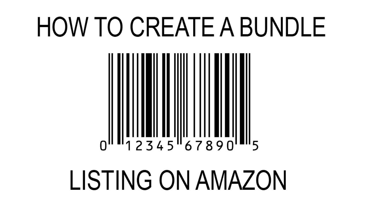 How to use a Custom Barcode or UPC Code to create a New
