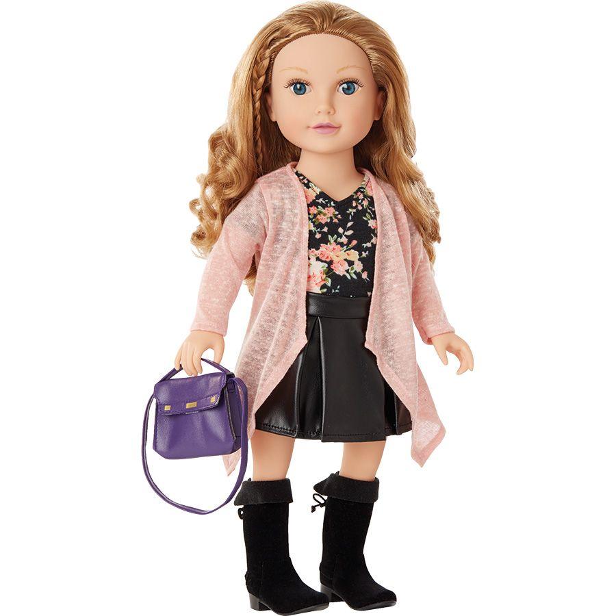 Journey Girls 45cm Fashion Doll Mikaella | Toys R Us Australia | 18 ...