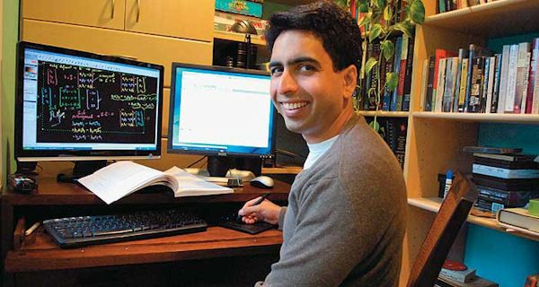 Sal Khan is a math, science, and history teacher to millions of students, yet none have ever seen his face. Khan is the voice and brains behind Khan Academy, a free online tutoring site that may have gotten your kid out of an algebra bind with its educational how-to videos.