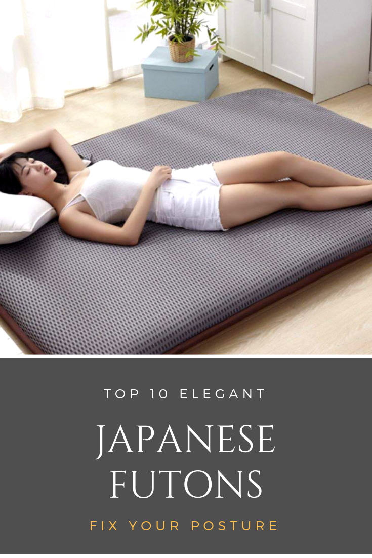Highly reviewed, traditional Japanese futon beds are the
