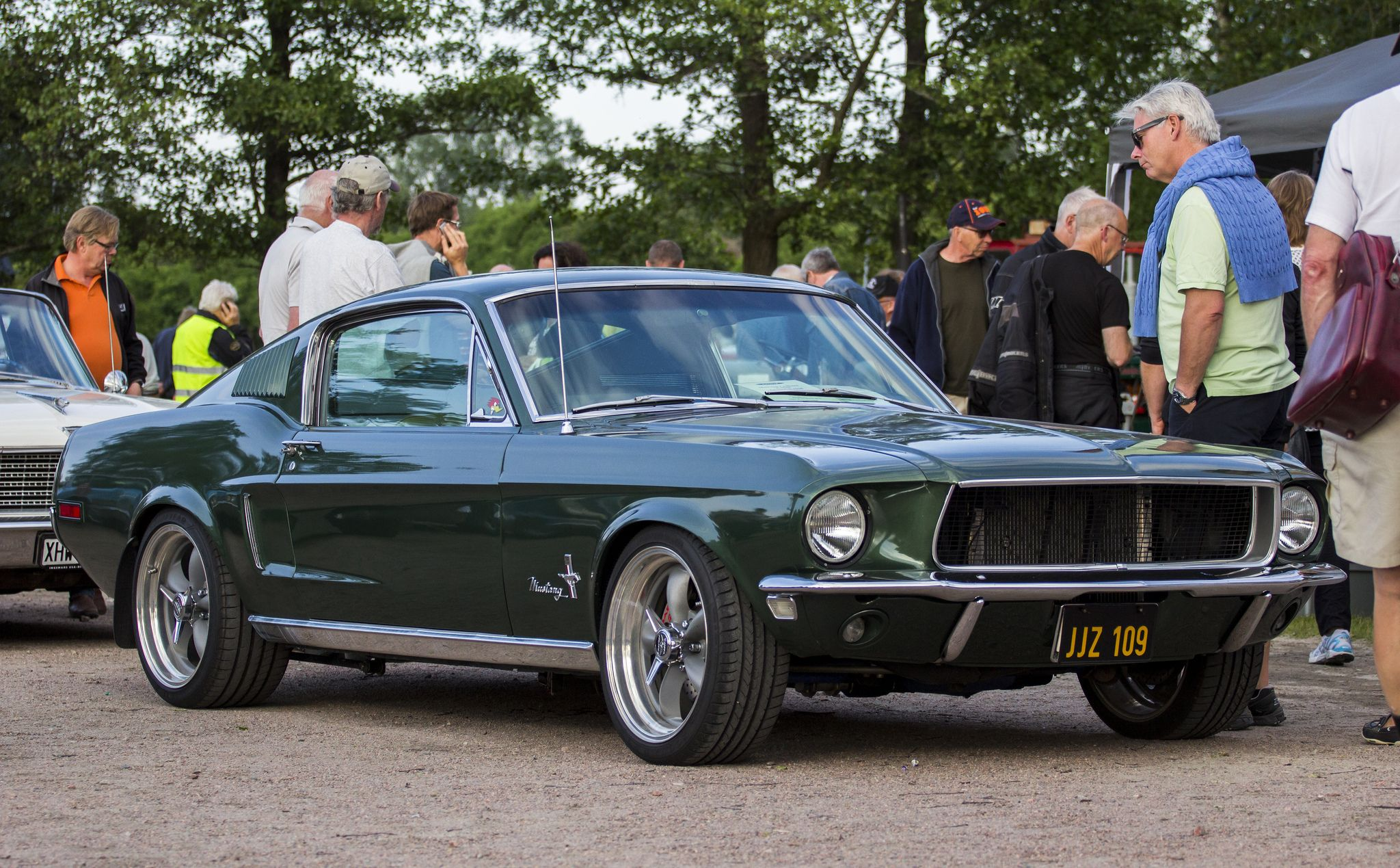 Ford Bullitt Mustang Fastback 67 Mustang Fastback Classic