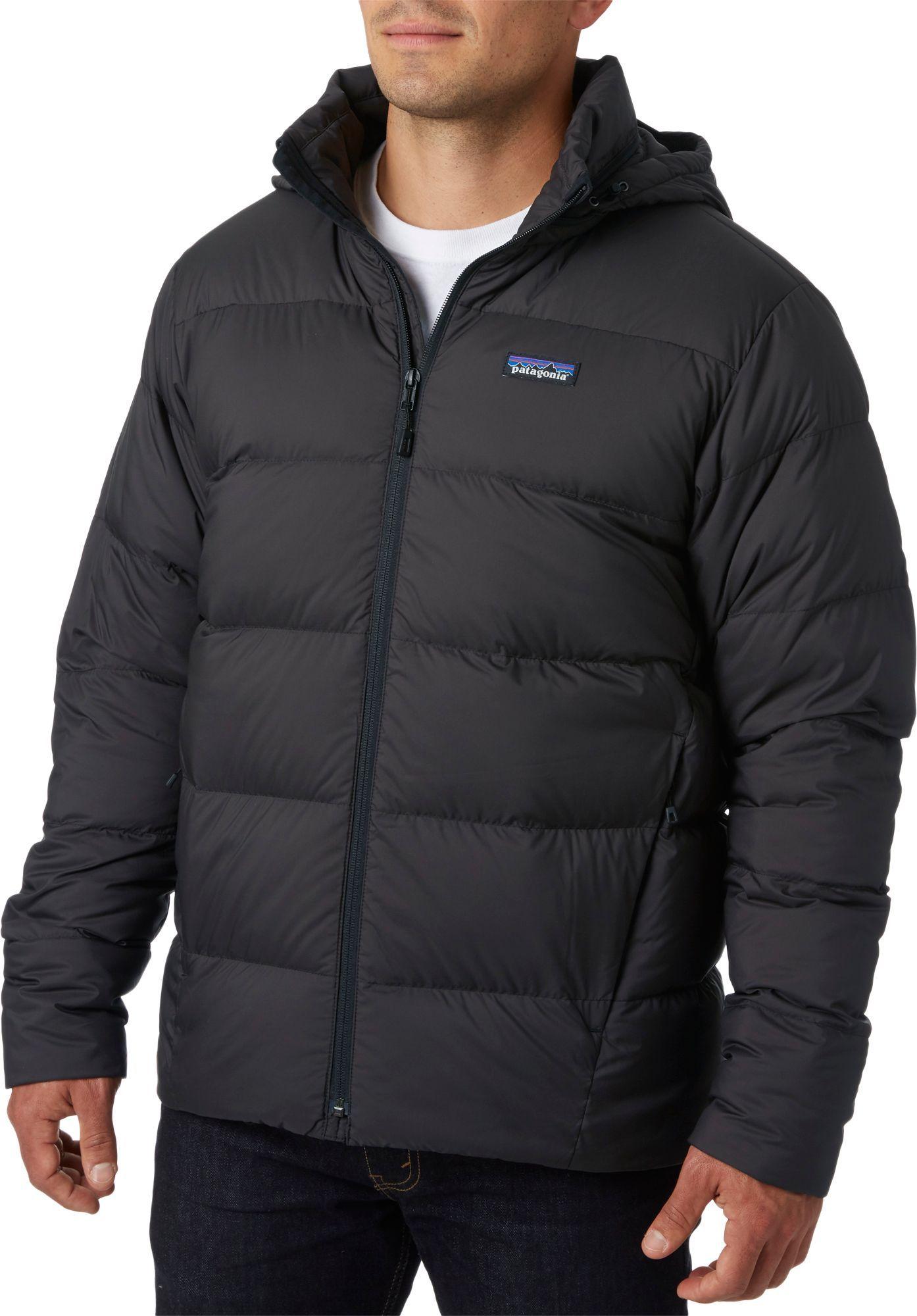 873675b9377 Patagonia Men's Silent Down Jacket | Products | Mens down jacket ...