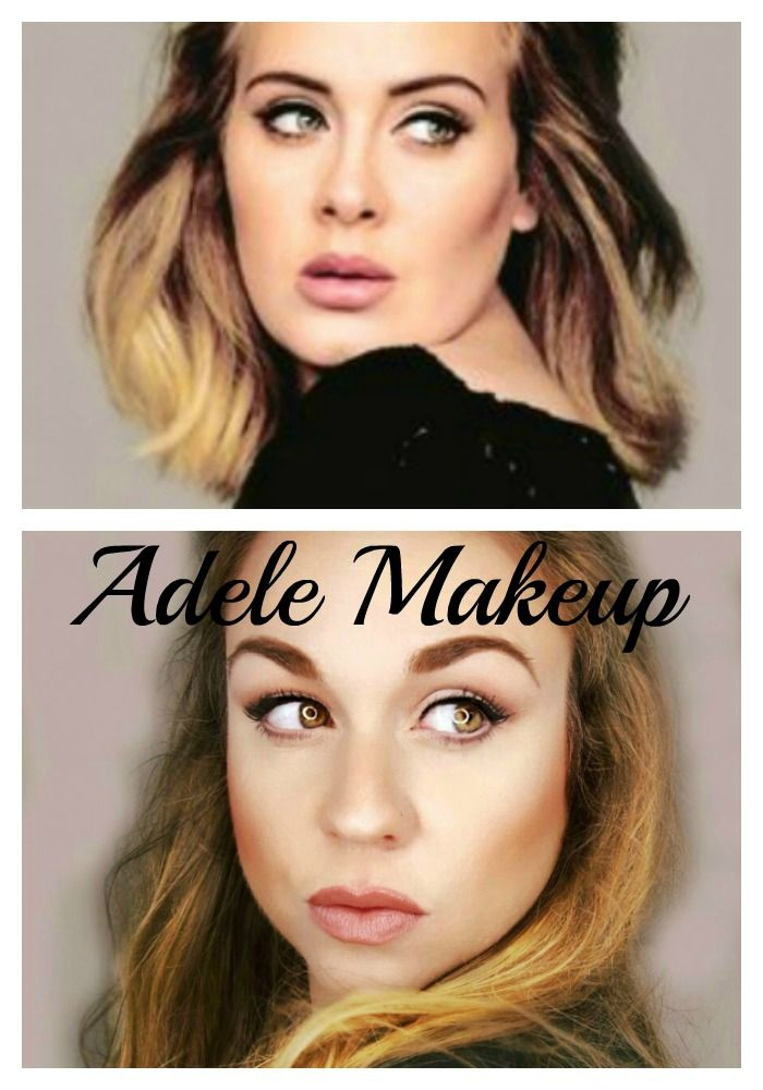 Check out this spot on Adele Makeup Tutorial!!! https://youtu.be ...