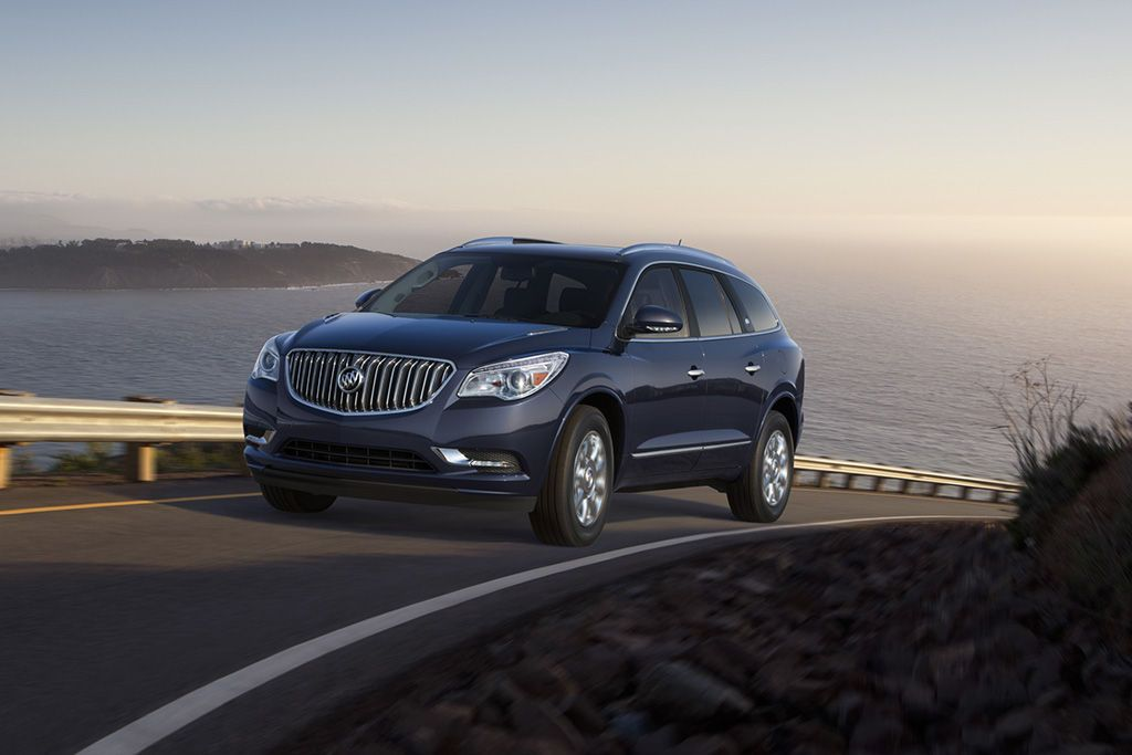 Reset the 2016 Buick Enclave Oil Life Remaining After a