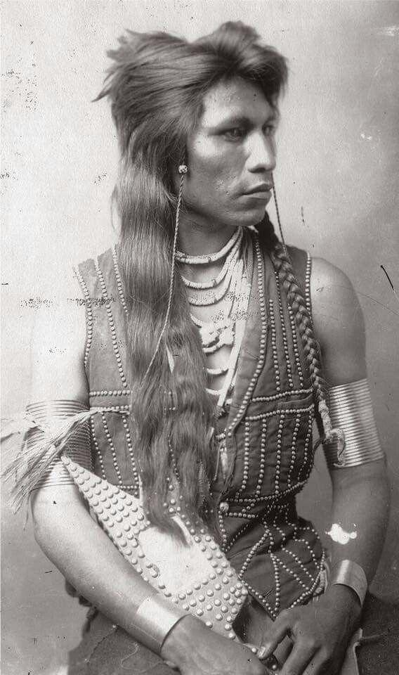 Mooragootch shoshone warrier 1884