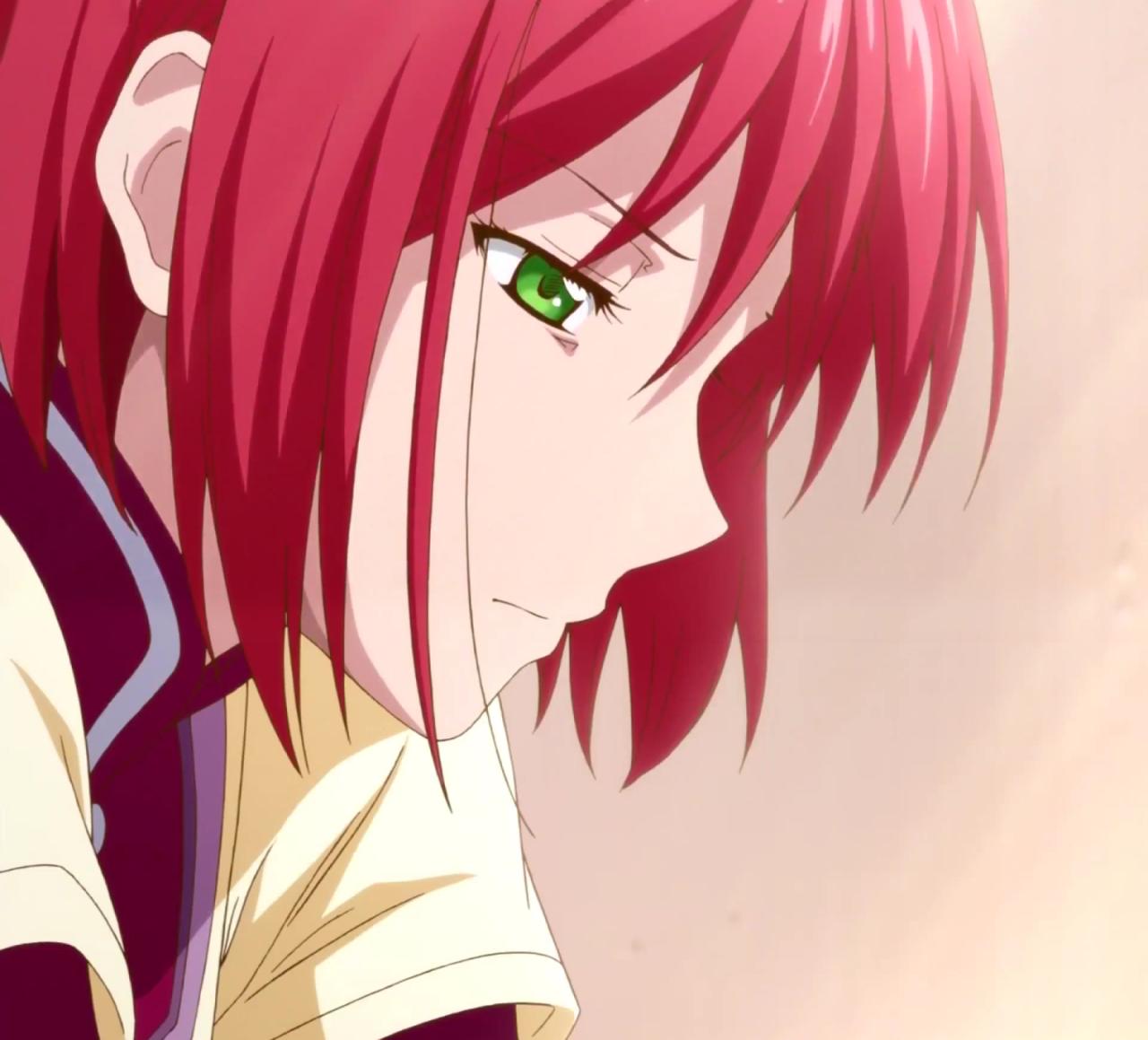 Akagami No Shirayukihime Tumblr Snow White With The Red Hair Anime Snow Akagami No