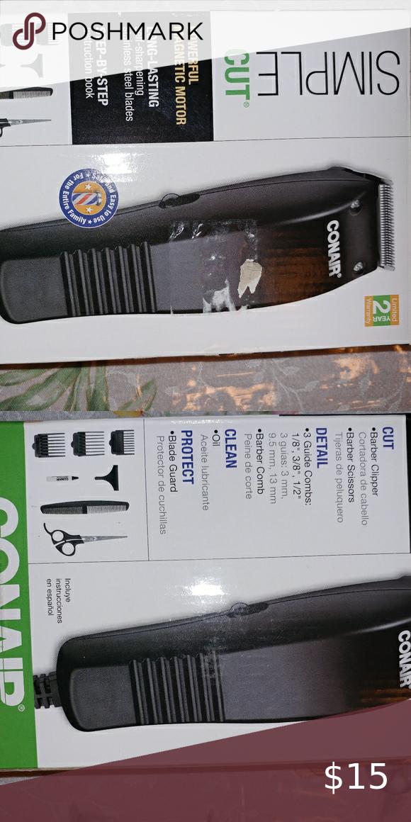 Conair Home Haircutting Kit In 2020 Conair Kit Man Shop